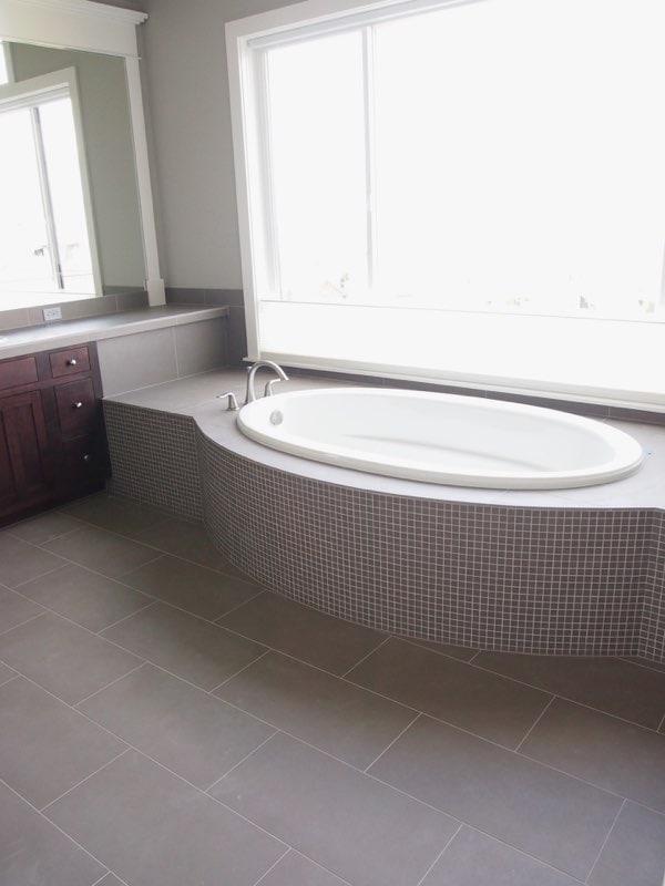 Image of SDA Flooring INC bathroom tile installation