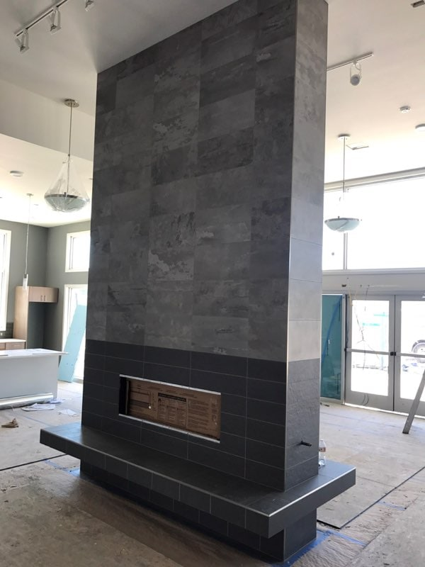 Image of SDA Flooring INC commercial tile installation