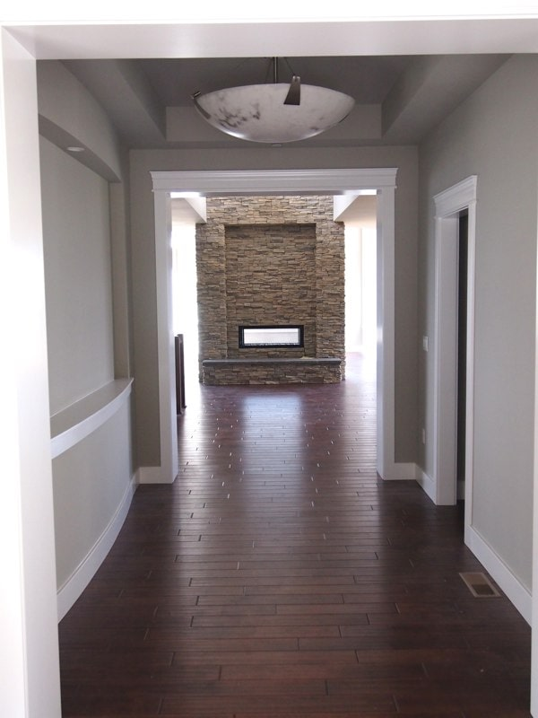 Image of SDA Flooring INC fireplace tile installation