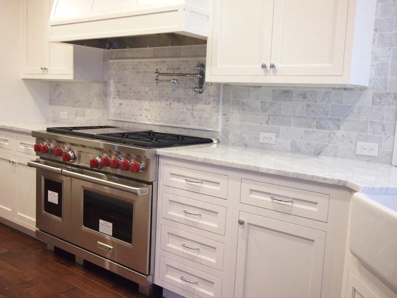 Image of SDA Flooring INC kitchen tile installation