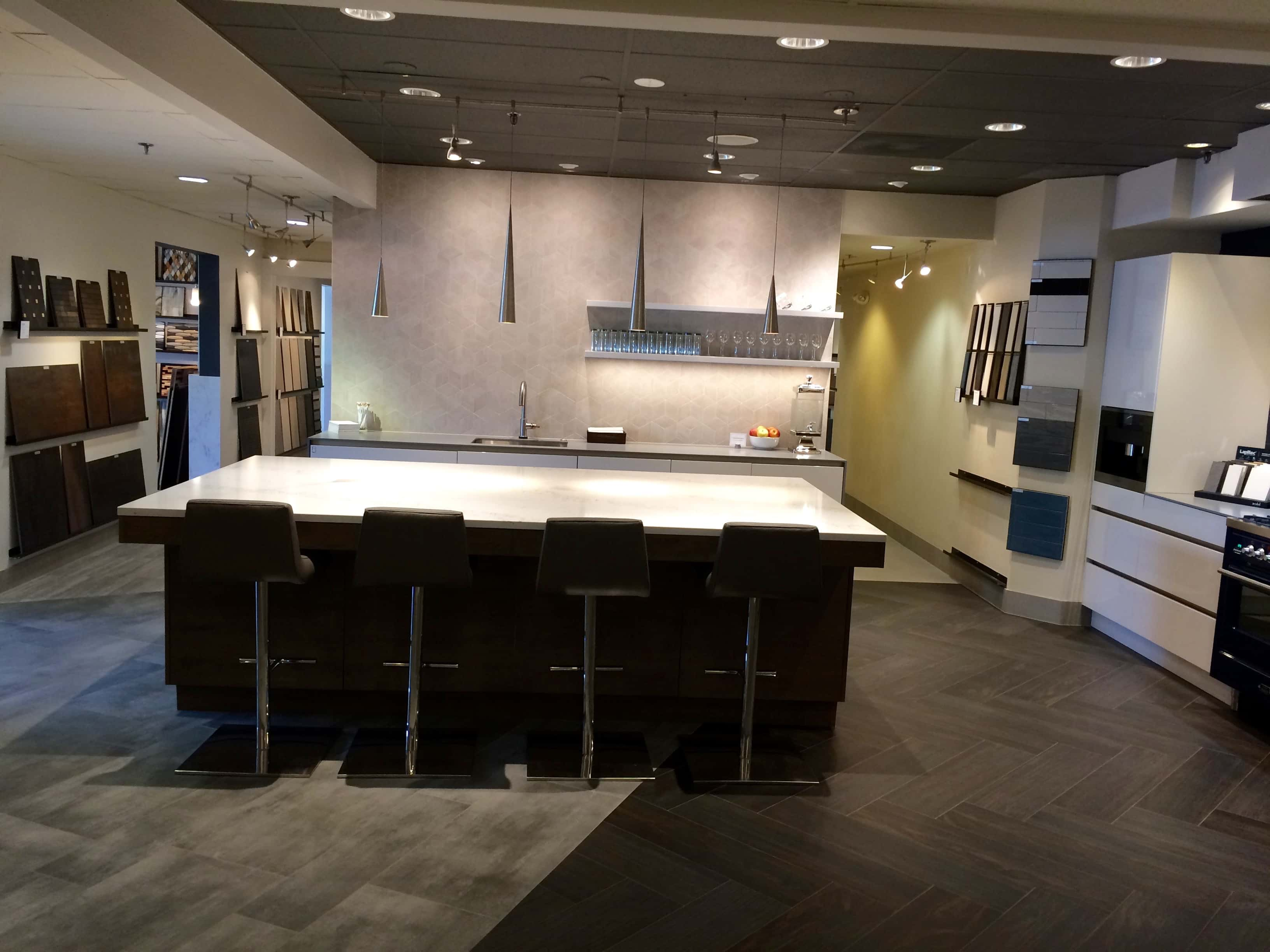 PENTAL SHOWROOMS - FIFE & SEATTLE - SDA Flooring