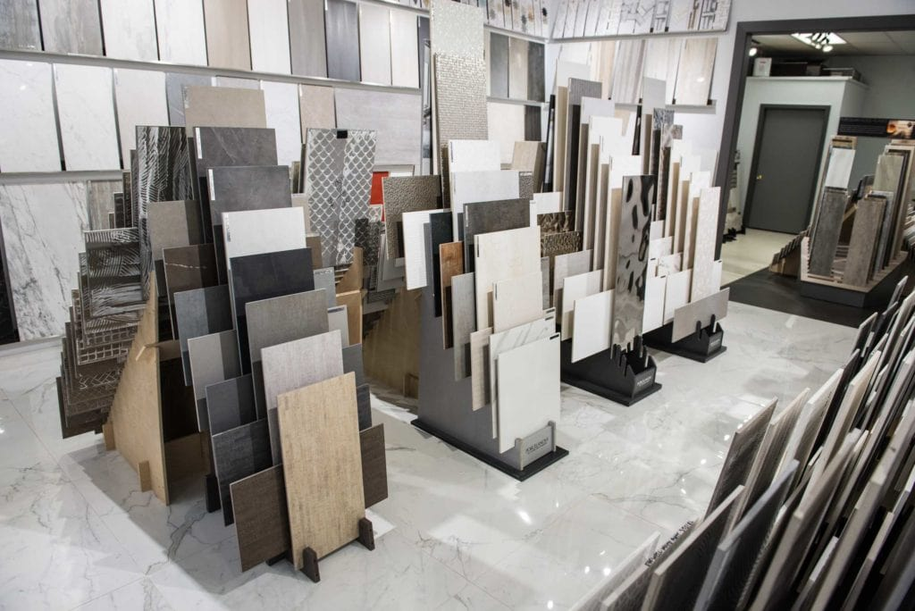 Bellevue Tile Store and Showroom - SDA Flooring