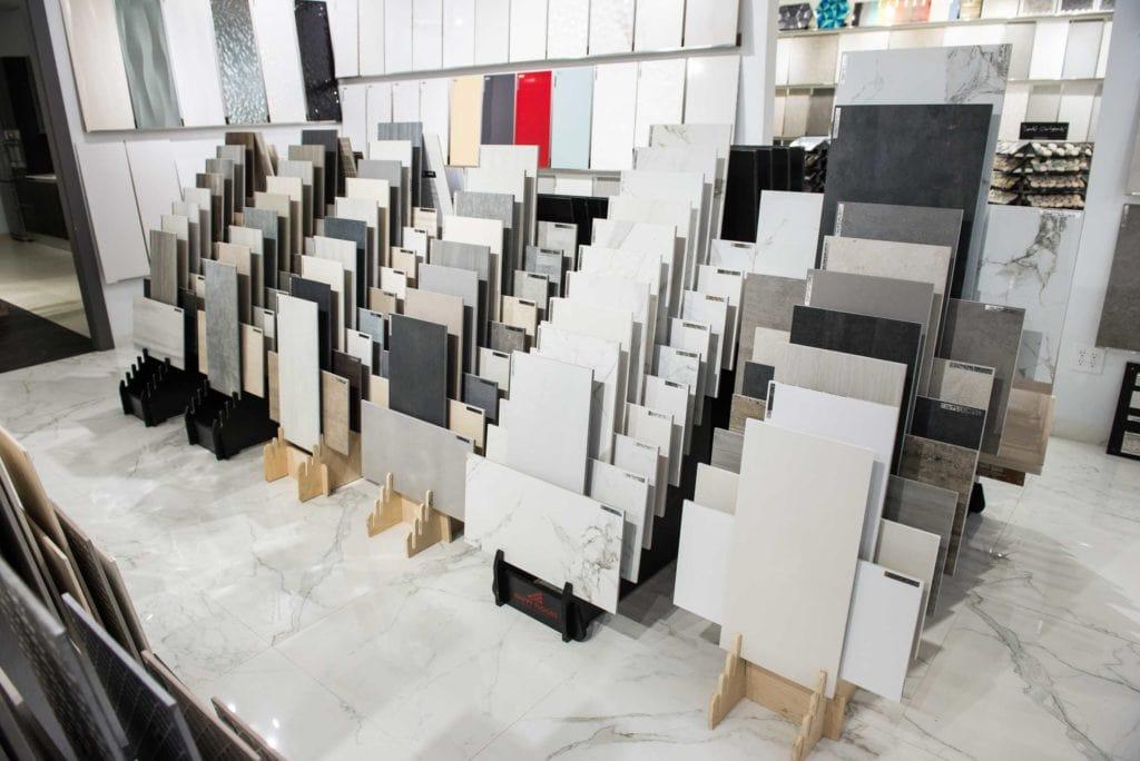 Bellevue Tile Store and Showroom - SDA Flooring