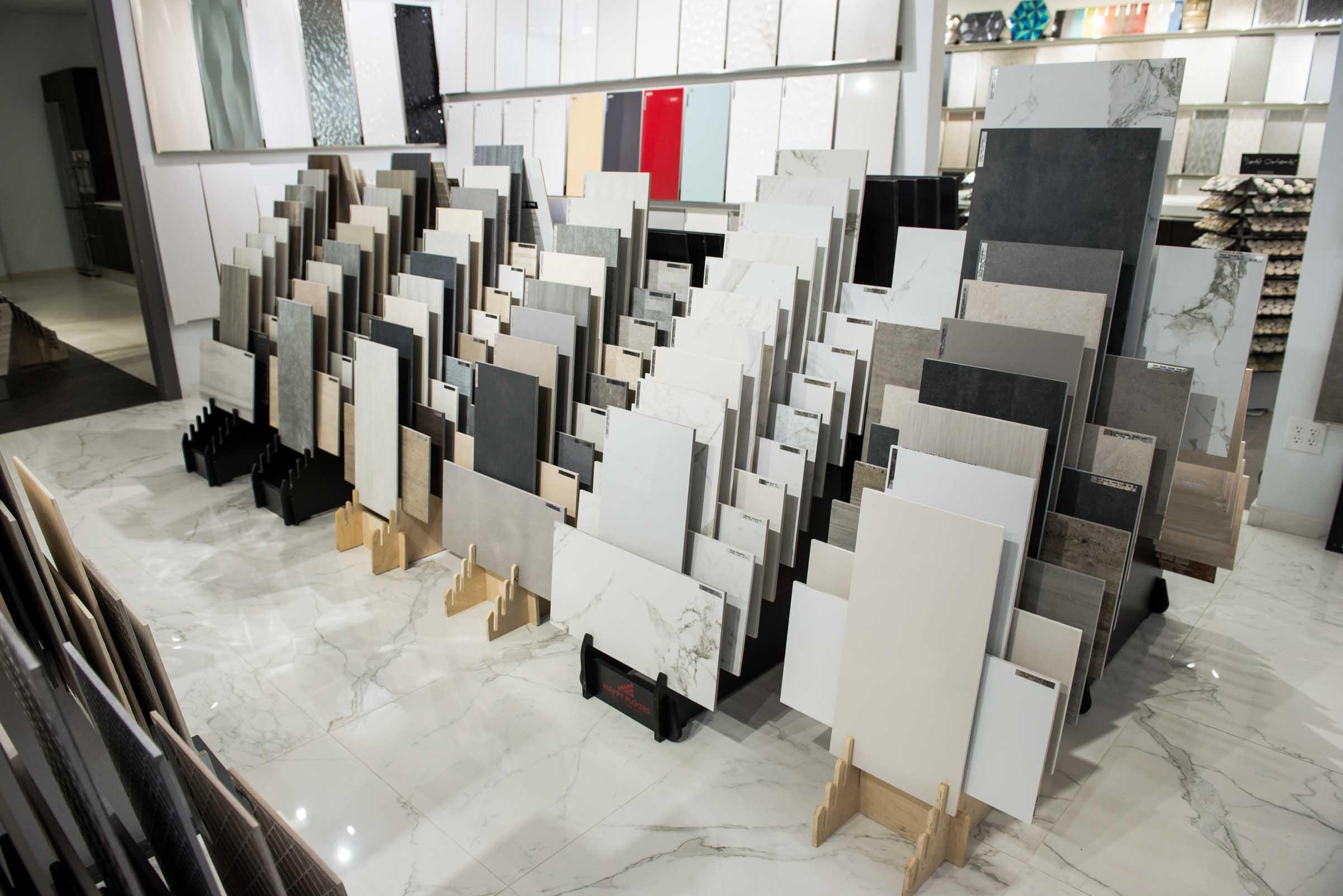 Bellevue Tile Showroom and Installation - SDA Flooring