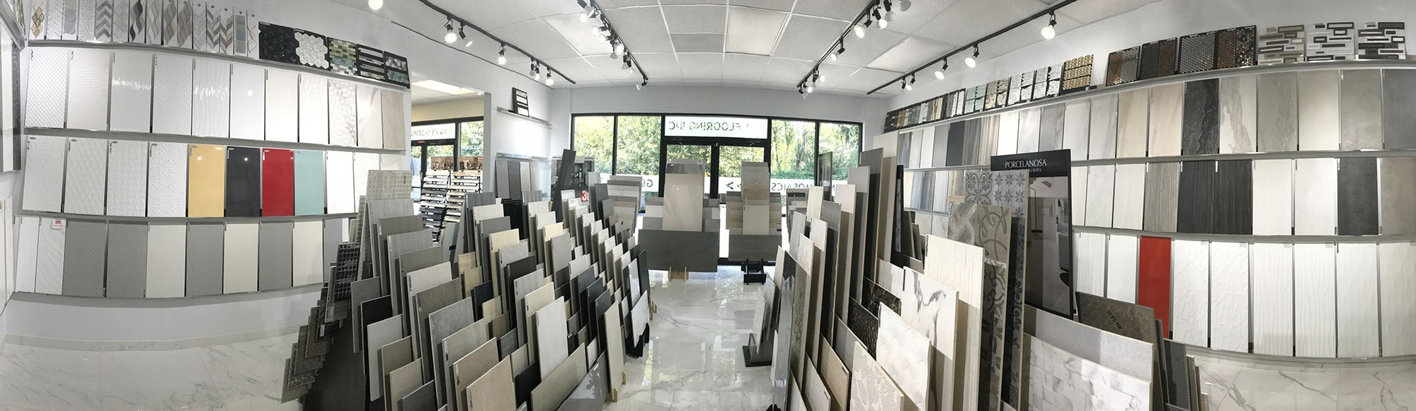 SDA Flooring Bellevue tile store and showroom
