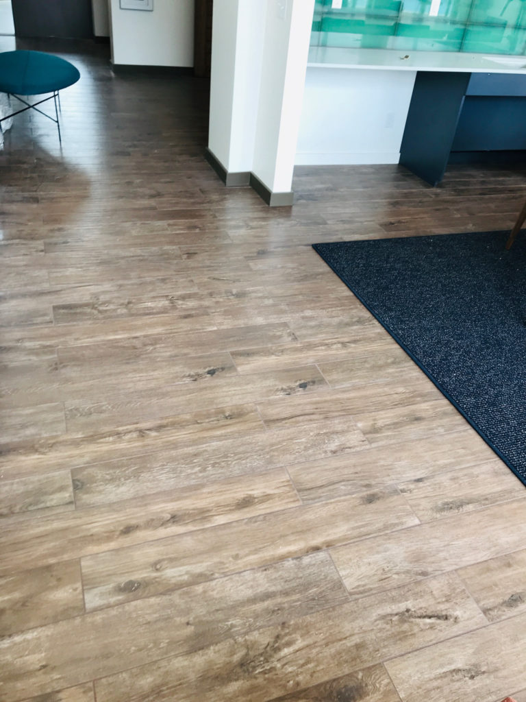 SDA Flooring Avalon North Creek Tile Installation