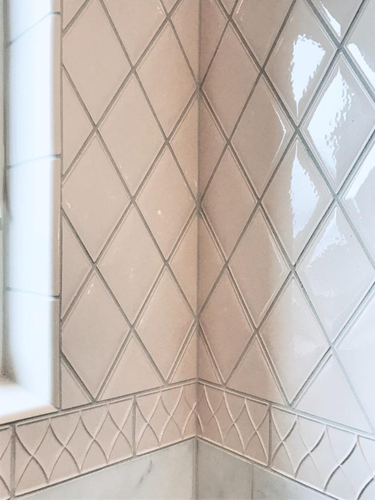 Queen Anne Custom Home Tile Installation