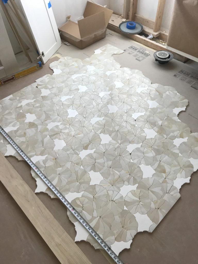 SDA Flooring Kirkland Lake View Tile Installation