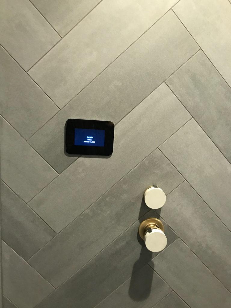SDA Flooring Kirkland Luxury Condo Tile Installation
