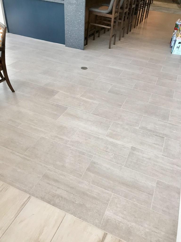 SDA Flooring Marvelle Southcenter Tile Installation