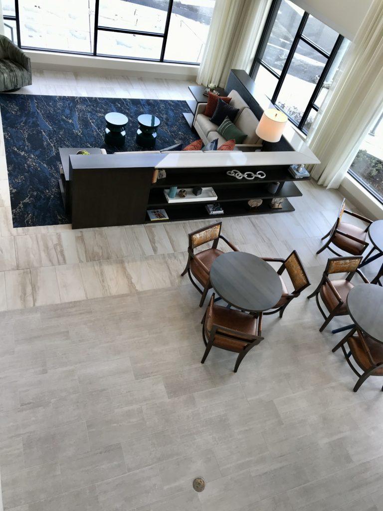 SDA Flooring Commercial Tile Installation