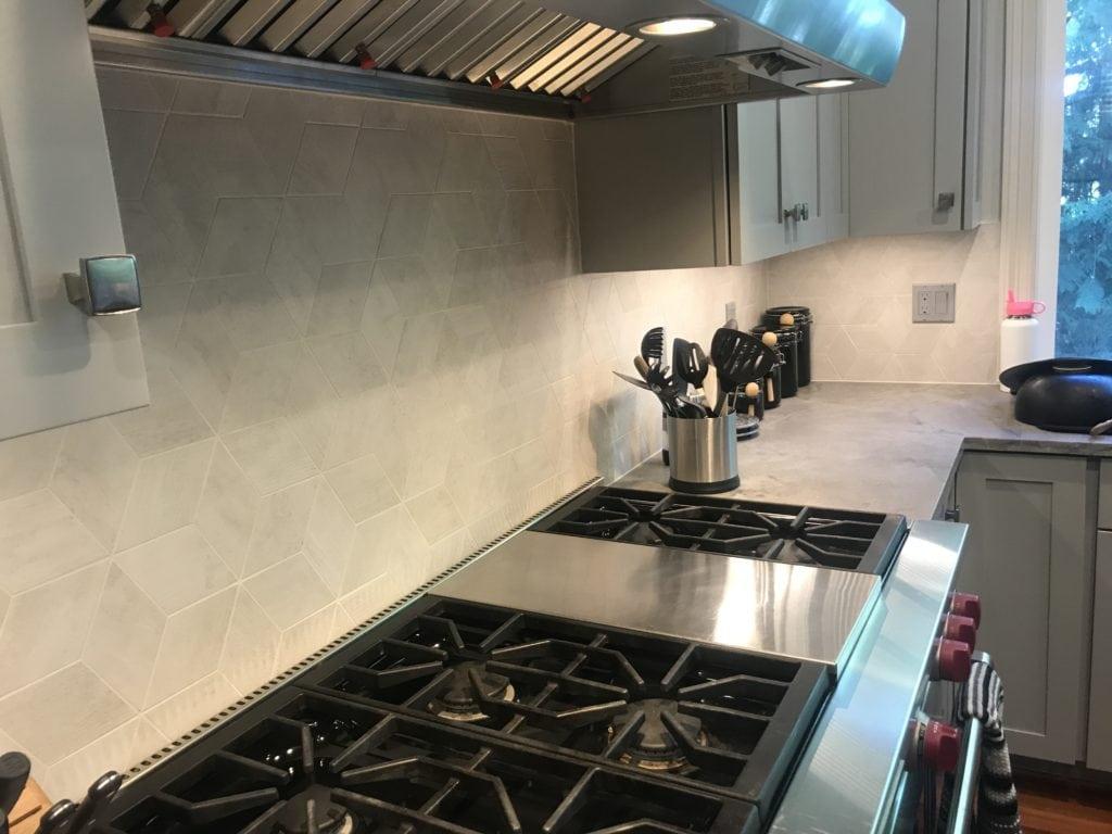 SDA Flooring Kitchen Tile Installation