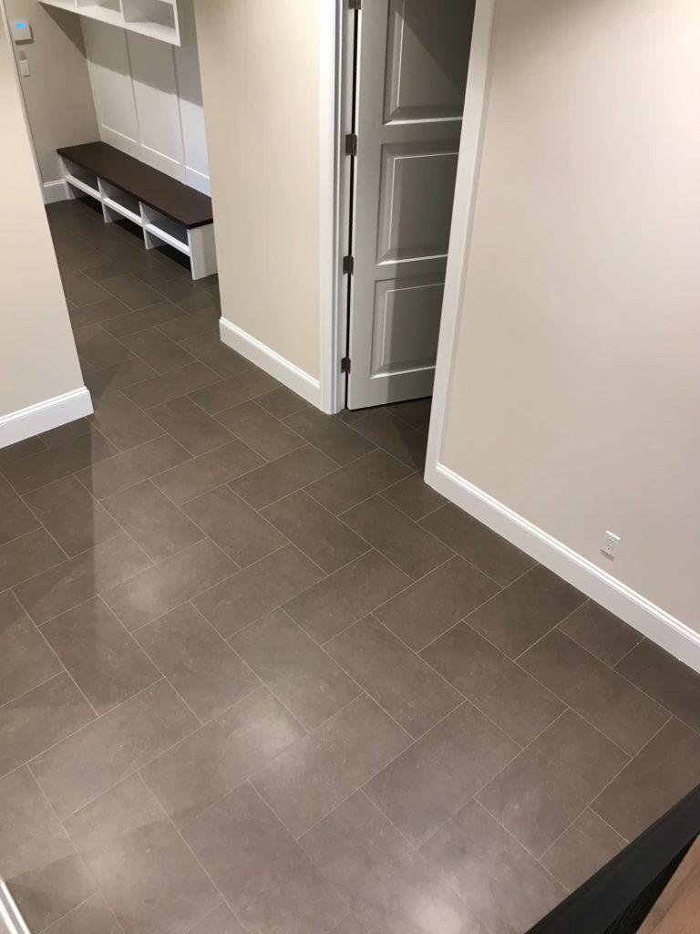 SDA Flooring Tile Installation West Lake Sammamish Custom Home